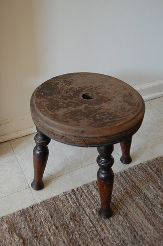 after: stool