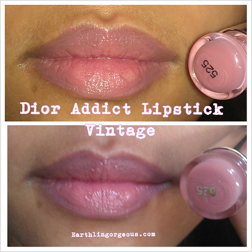 Dior Addict Lipstick Vintage review