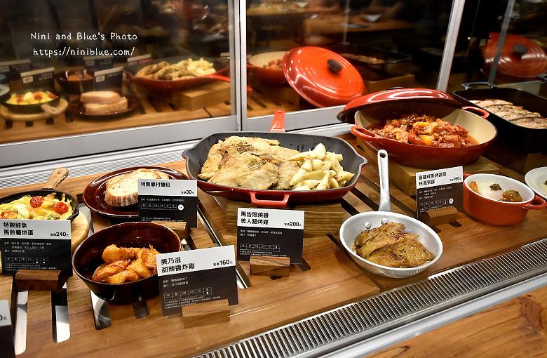 台中新光三越無印良品餐廳muji cafe21