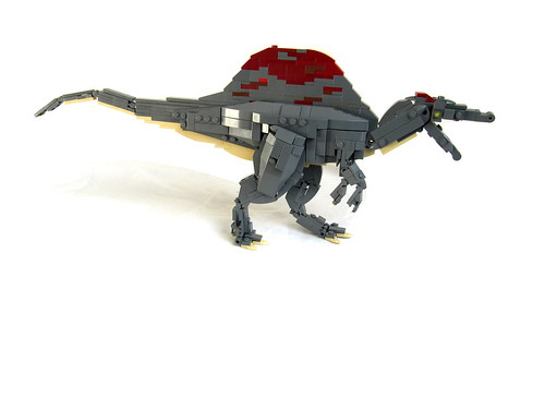 Lego spinosaurus archives the brothers brick the - Lego dinosaurs spinosaurus ...