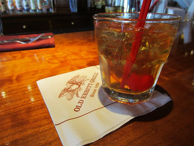 Manhattan at Old Ebbitt Grill