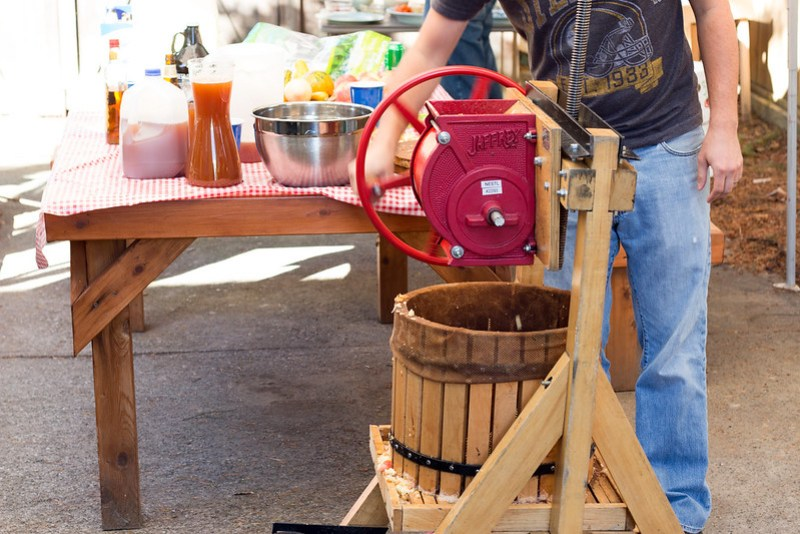 apple press