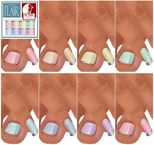 Flair - Nails Set 68