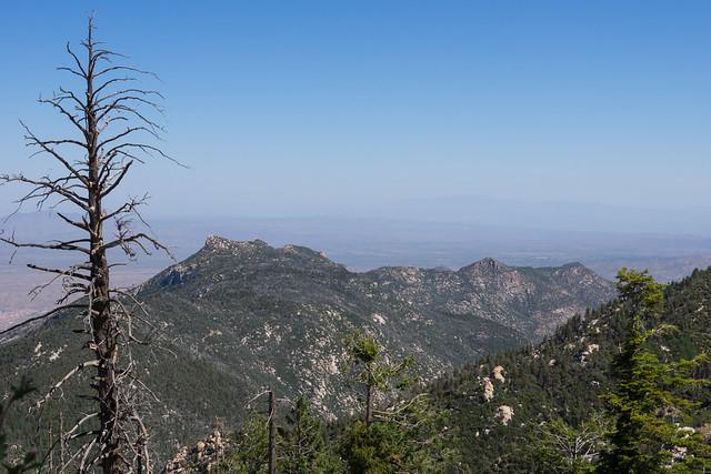 1306 Samaniego Peak and Ridge