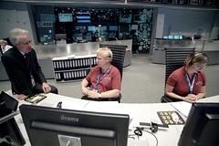 ExoMars landing and orbit entry