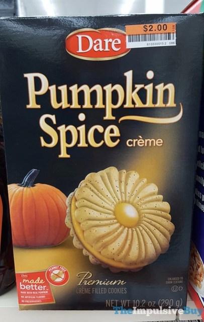 Dare Cremes Pumpkin Spice