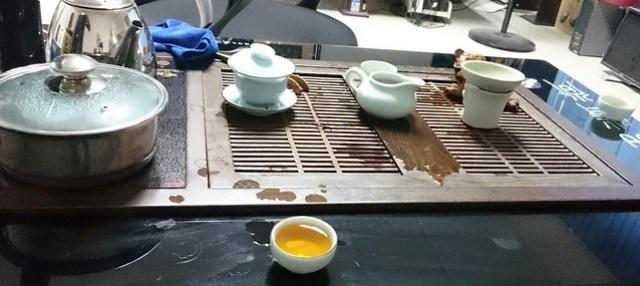 Dragon Tea