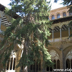 02 Viajefilos en Navarra, Monasterio de Veruela 005