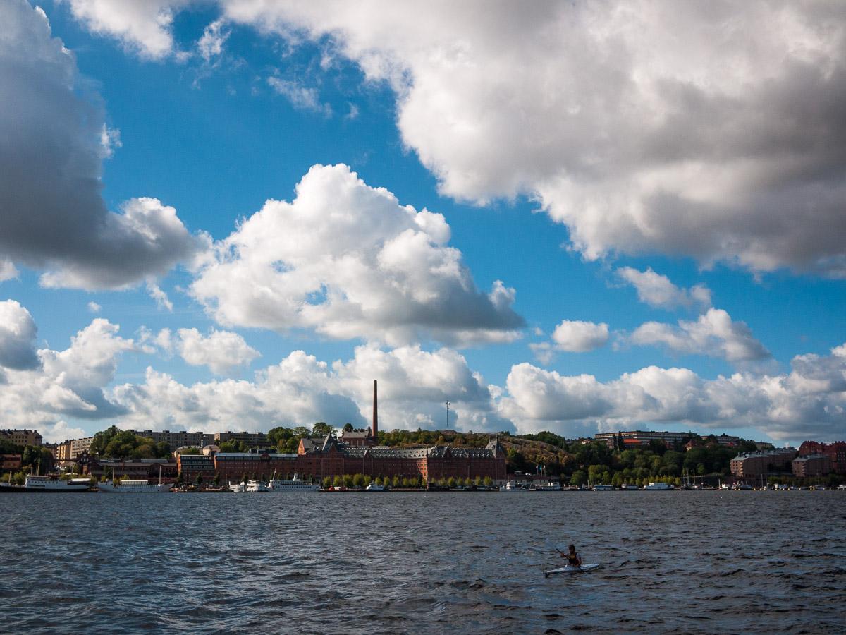 Vista de Estocolmo