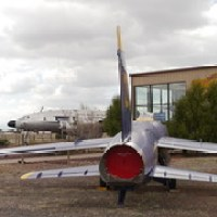 Planes of Fame Air Museum in Valle, Arizona