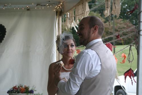 51 McSwain & Rodarte Wedding, Strawberry Plains, TN