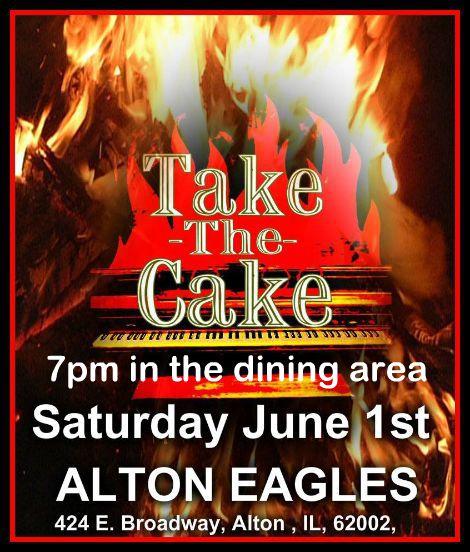 Take The Cake 6-1-13