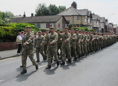 Mercian Regiment Homecoming 003