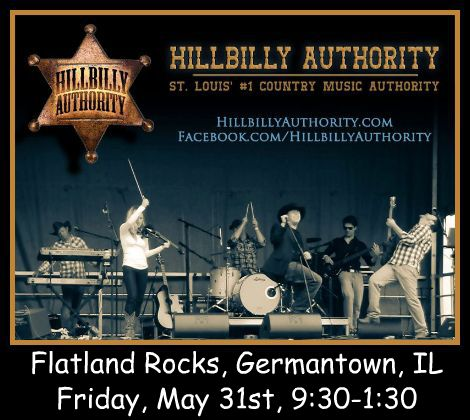 Hillbilly Authority 5-31-13