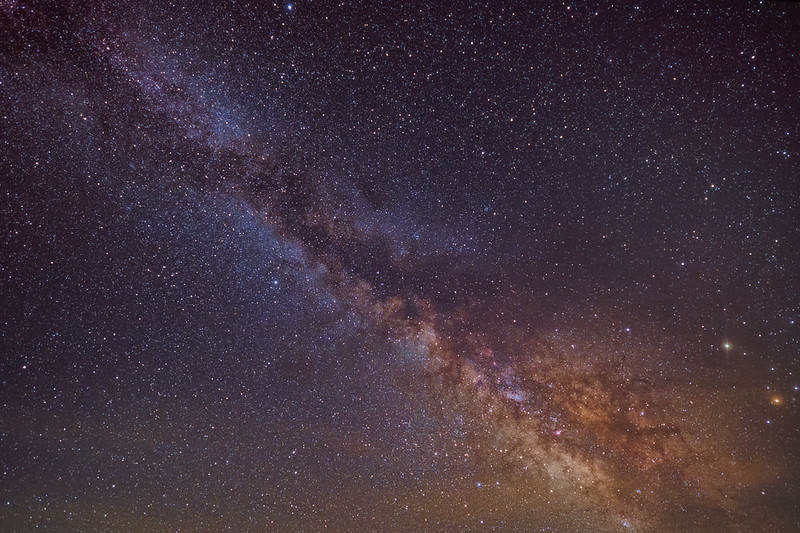 from Cygnus to Sagittarius, from the Alps