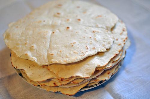 Flour Tortillas 2