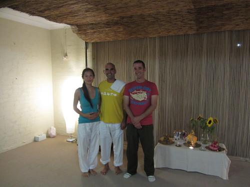 shyamala, madhava and me