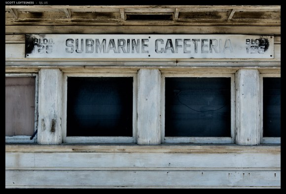 Submarine Cafeteria - Hunters Point - 2013