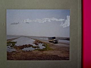 Vincenzo Latromico, Armin Linke, Narciso nelle colonie. Quodlibet Humboldt 2013. Progetto grafico di Pupilla Graphic. Quarta di copertina (part.)