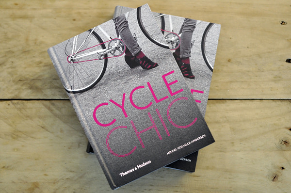 Cycle chic the book