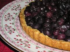 blue tart