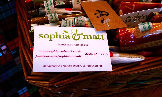 Sophia & Matt - Handbags & Accessories in Greenwich, London