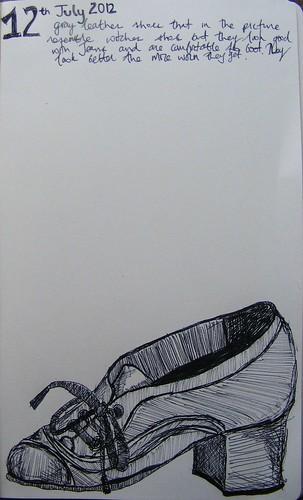 EDM 1: Draw a shoe
