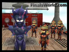 Wedge, Biggs Final Fantasy IV