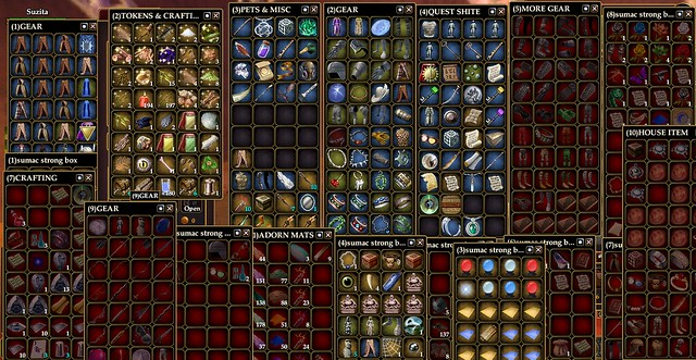 Everquest inventory slots / Fargo nd casino hotels
