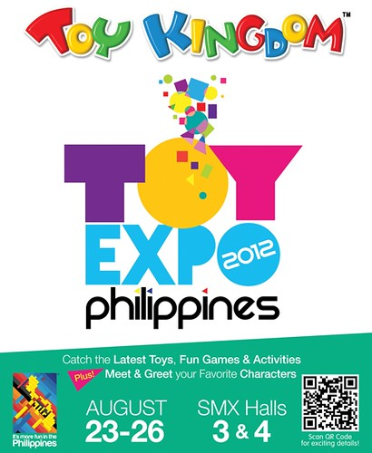 TK-Toy-Expo Philippines 2012 August SMX