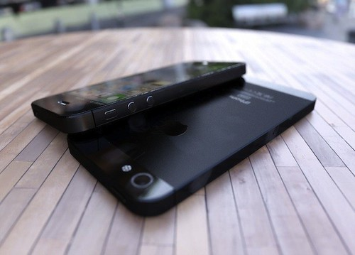 Rumor foto iPhone 5