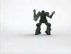 Zaku Gundam Style Music Video  Screencaps (9)