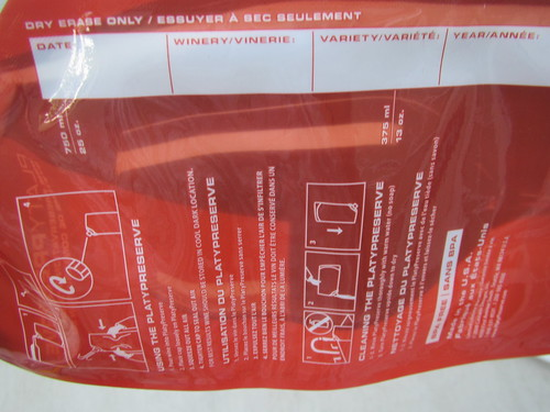 PlatyPreserve Wine Preservation System