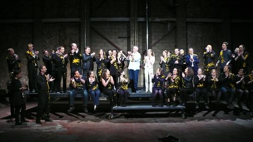Mittwoch Aus Licht - cast