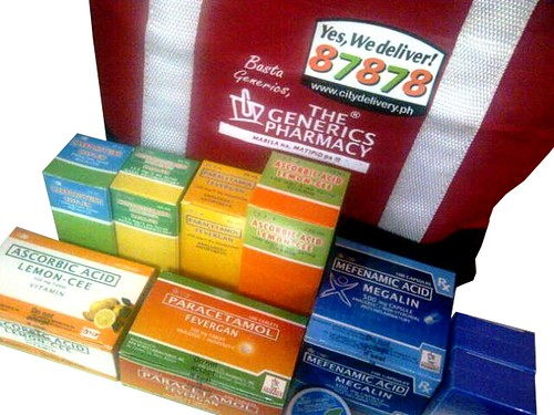 The Generics Pharmacy pack