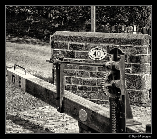 Lock No 40 by Dervish Images