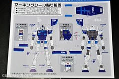 ANA RX-78-2 Gundam HG 144 G30th Limited Kit  OOTB Unboxing Review (30)