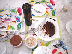 Extra Aged Choya   Bubble Tea   Reverso and Chendol Ice-cream from Island Creamery   IKEA Daim Cake