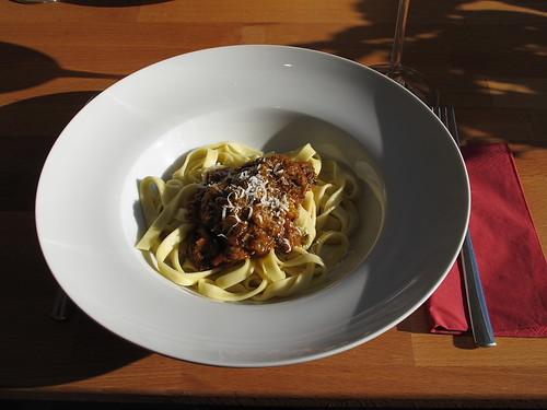 Pasta con Ragù di carne (oder: Perfect Spaghetti Bolognese - Dirks Way)
