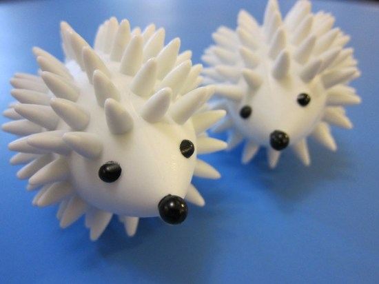 Hedgehog Dryer Balls