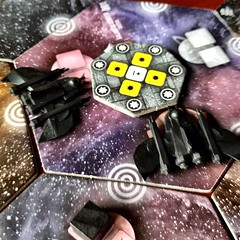 Taking on the Galactic Center #boardgames