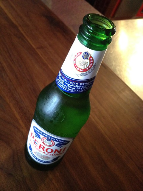 Peroni beer - Ragazza
