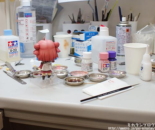 Nendoroid Akari Akaza / Akarin (Yuru Yuri)