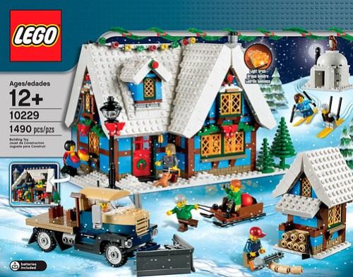10229 Winter Village Cottage (1)