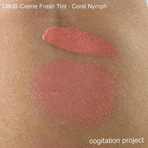 LMdB-Creme-Fresh-Tint-Coral-Nymph-IMG_2531