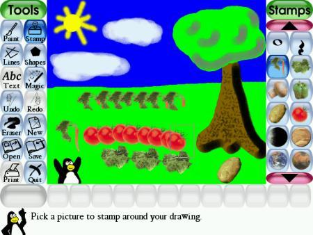 descargar juegos de dibujar para niños