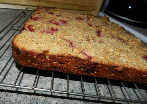 Strawberry Banana Bake11