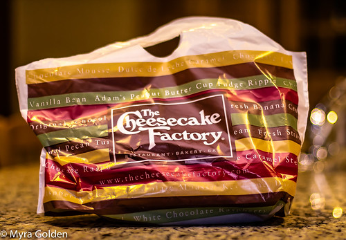 Cheesecake Factory Customer Experience by Myra Golden
