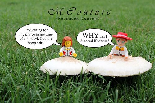 mushroom couture
