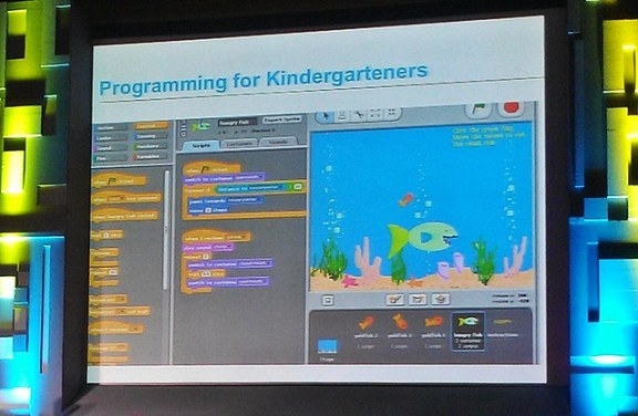 Programming for Kindergarteners